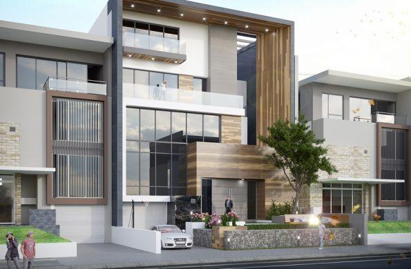 Thiết kế nội ngoại thất biệt thự gia đình | Q30 – CIPUTRA – Tây hồ – hà nội