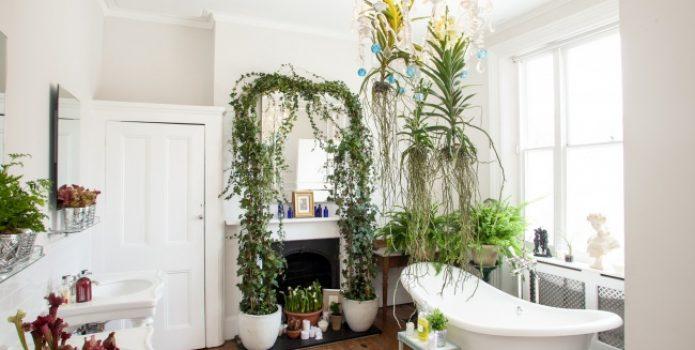 Mẹo vặt biến phòng tắm trở nên tiện lợi như nơi nghỉ dưỡng